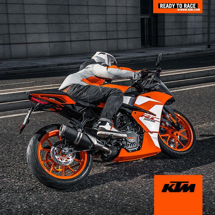 Motorradsport Schmitt in Binningen - KTM RC STREET BIKE