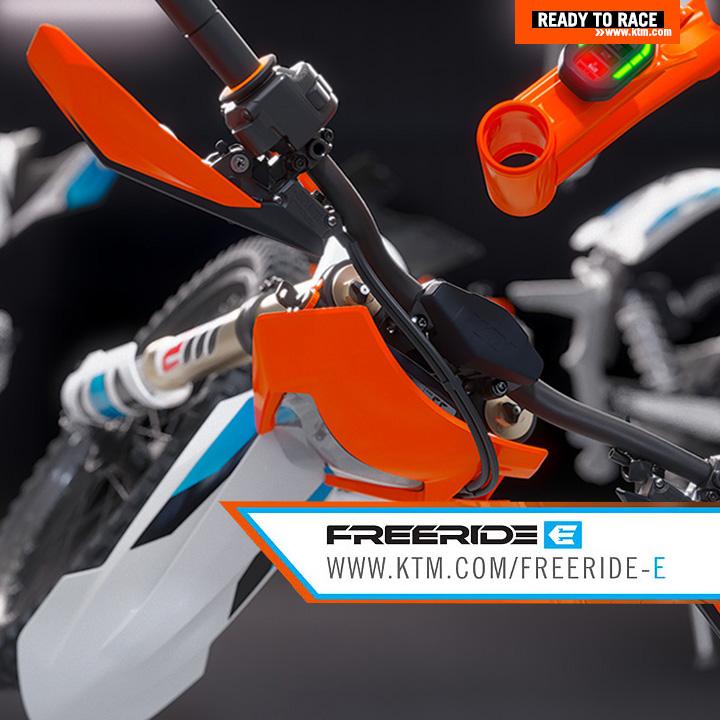 Motorradsport Schmitt in Binningen - KTM FREERIDE E-XC