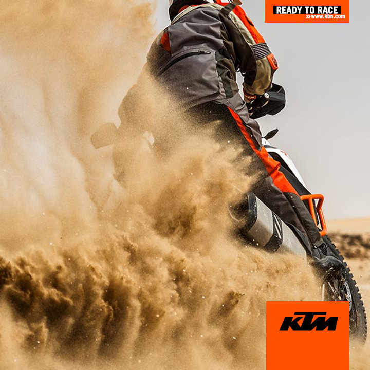 Motorradsport Schmitt in Binningen - KTM THE TRUE MEANING OF ADVENTURE