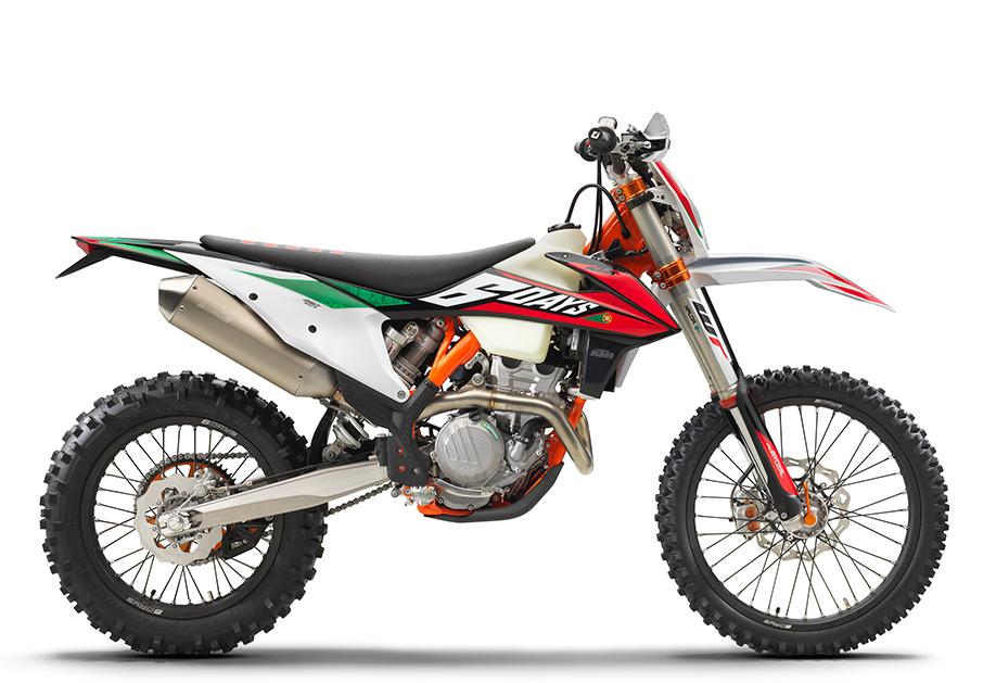 KTM Vertragshändler Motorradsport Schmitt in Binningen - KTM 250 EXC-F Six Days 2020