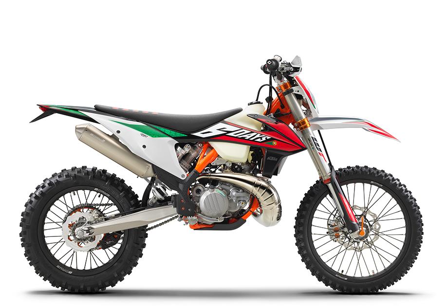 KTM Vertragshändler Motorradsport Schmitt in Binningen - KTM 250 EXC TPI SIX DAYS 2020
