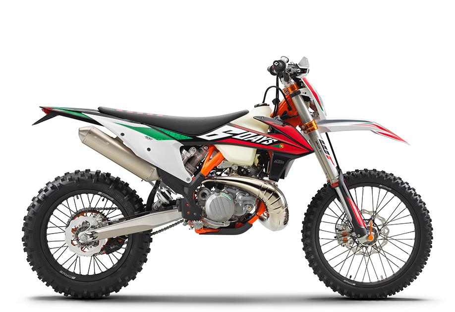 KTM Vertragshändler Motorradsport Schmitt in Binningen - KTM 300 EXC TPI SIX DAYS 2020