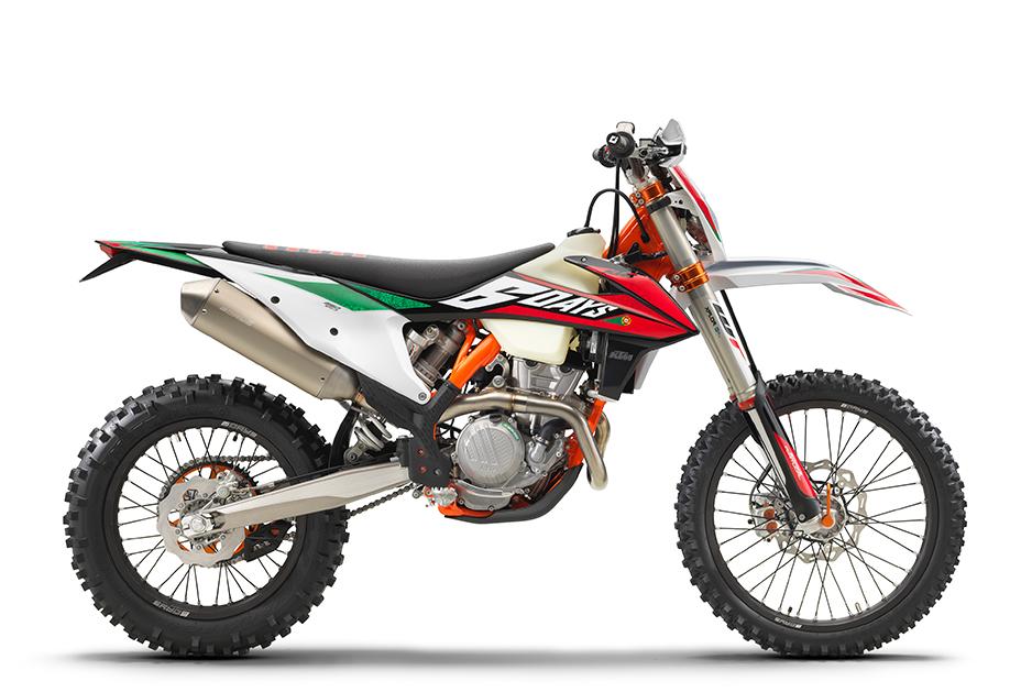 KTM Vertragshändler Motorradsport Schmitt in Binningen - KTM 350 EXC-F Six Days 2020