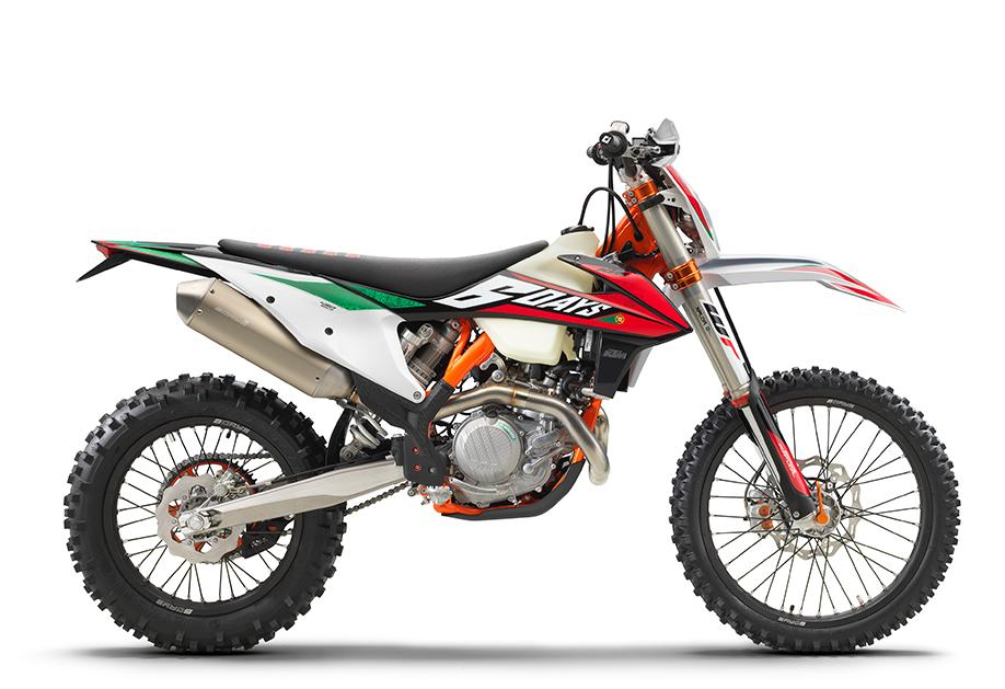 KTM Vertragshändler Motorradsport Schmitt in Binningen - KTM 450 EXC-F Six Days 2020