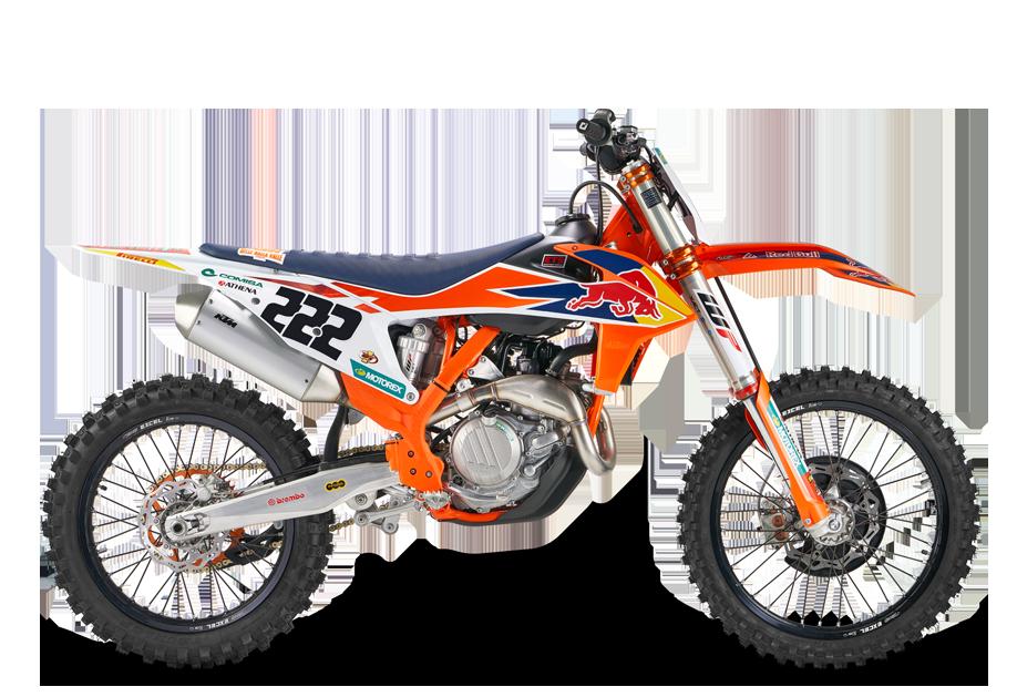 KTM Vertragshändler Motorradsport Schmitt in Binningen - KTM 450 SX-F Cairoli 2020
