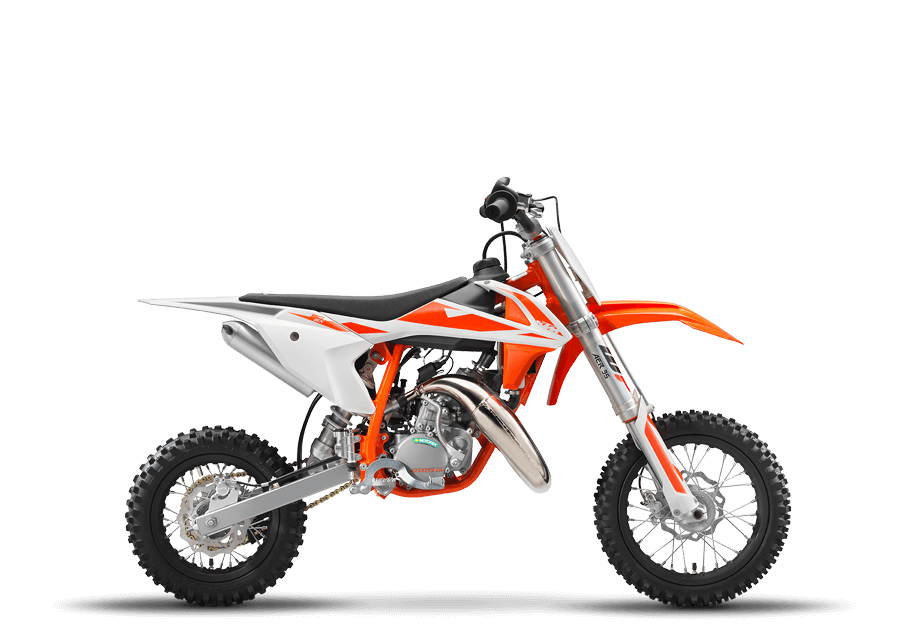KTM Vertragshändler Motorradsport Schmitt in Binningen - KTM 50 SX