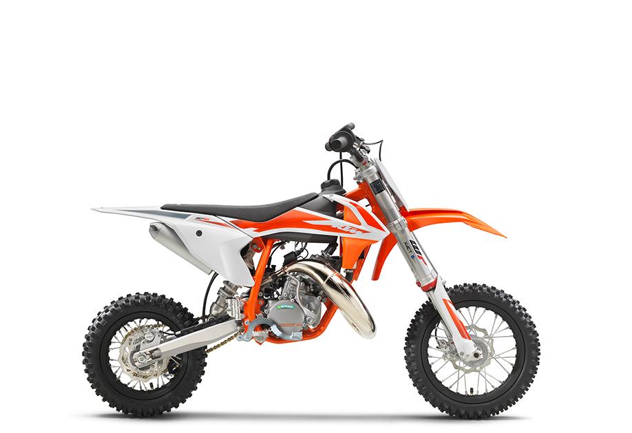 KTM Vertragshändler Motorradsport Schmitt in Binningen - KTM 50 SX 2020