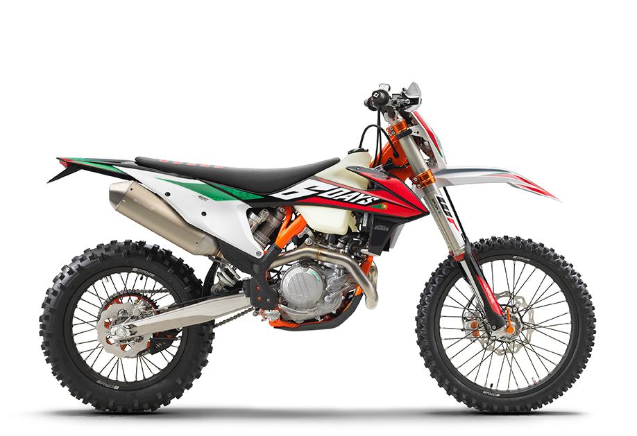 KTM Vertragshändler Motorradsport Schmitt in Binningen - KTM 500 EXC-F Six Days 2020