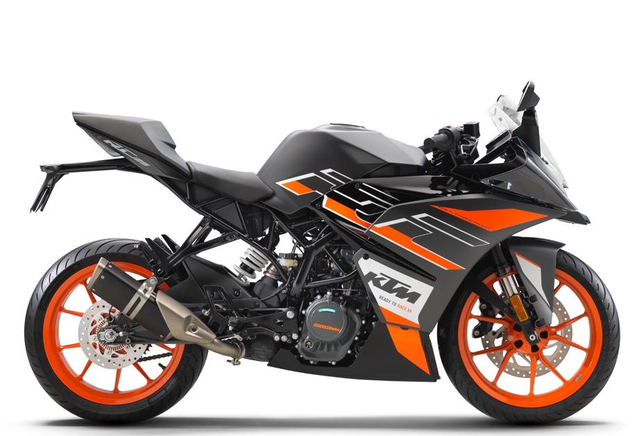 KTM Vertragshändler Motorradsport Schmitt in Binningen - KTM SUPERSPORT RC 125 2020