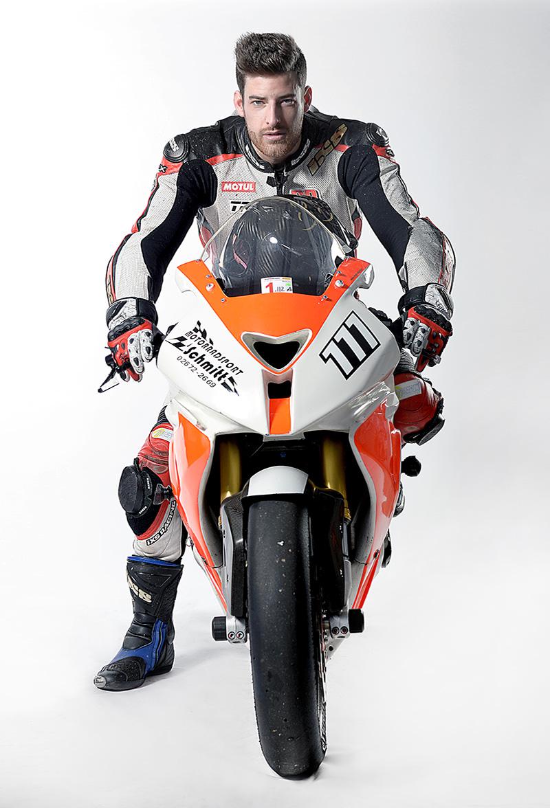 KTM Race Tuning Motorradsport Schmitt in Binningen - Deutscher Meister Kevin Schmitt