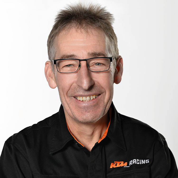 KTM Motorradsport Schmitt Charly Schmitt