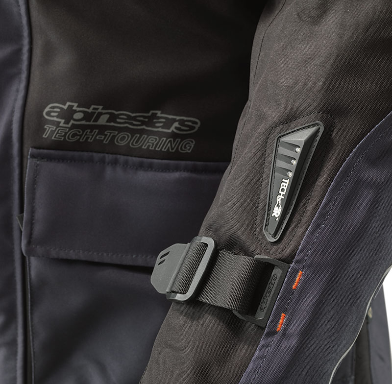 Tech-Air™ Street-Airbag von Alpinestars macht KTM PowerWear-Jacken revolutionär
