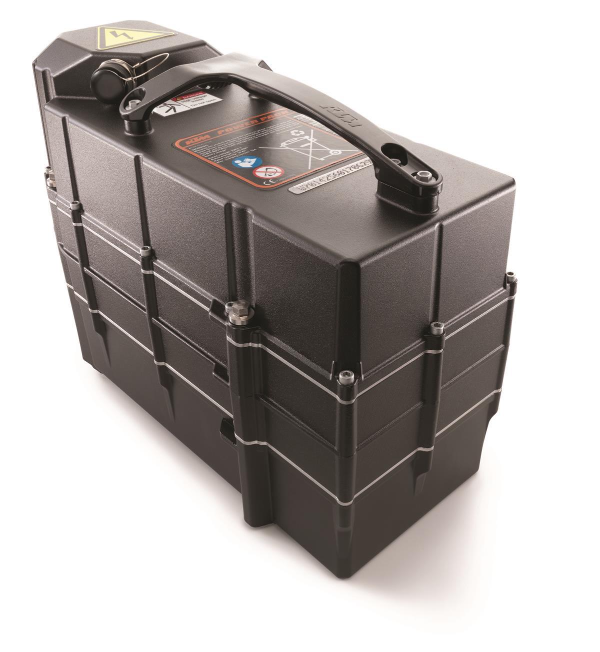KTM FREERIDE E-XC PowerPack