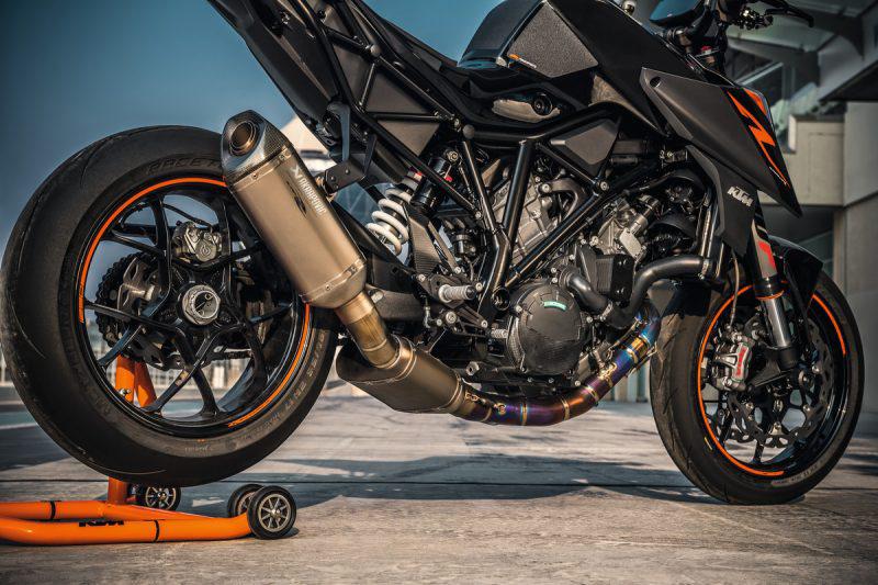 KTM Vertragshändler Motorradsport Schmitt - KTM Naked 1290 SUPER DUKE R