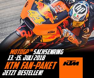 KTM Vertragshändler Motorradsport Schmitt - KTM FAN PACKAGE 2018