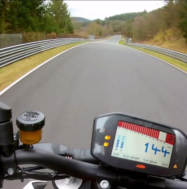 KTM Vertragshändler Motorradsport Schmitt - NORDSCHLEIFE KTM 1290 SUPER DUKE R 31.03.2018